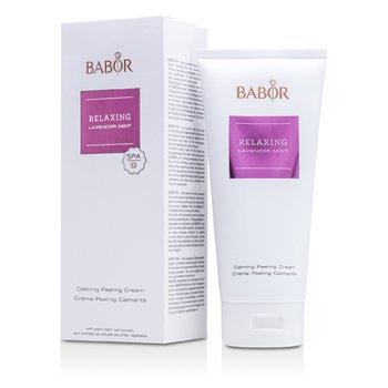 Babor Relaxing Lavender Mint - Creme Esfoliante