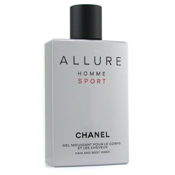 Chanel Sabonete Líquido Allure Homme Sport Hair & Body Wash (Feito nos USA)