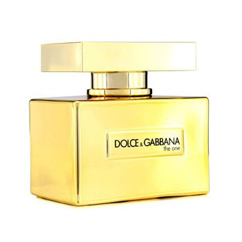 Dolce & Gabbana The One Gold Eau De Parfum Spray (Edição Limitada)
