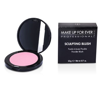 Make Up For Ever Pó blush Sculpting Blush Powder Blush - #8 (Satin Indian Pink)