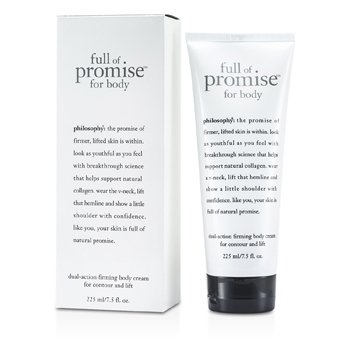 Philosophy Creme Para Corpor Full Of Promoise For Body Dual-Action Firming