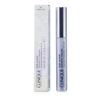 Clinique Rímel Lash Power Feathering - # 01 Black Onxy