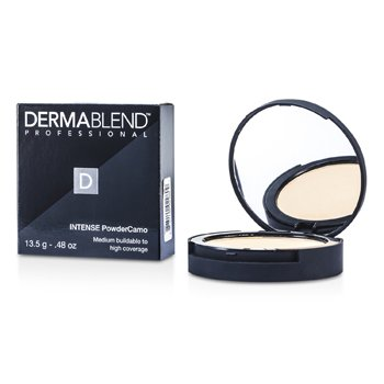 Dermablend Intense Powder Camo Compact Foundation (Medium Buildable to High Coverage) - # Nude