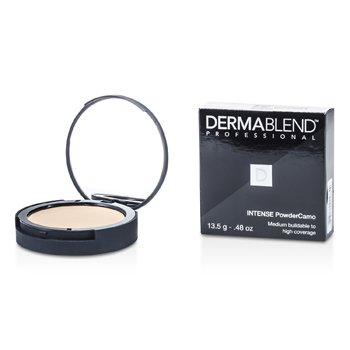 Dermablend Intense Powder Camo Compact Foundation (Medium Buildable to High Coverage) - # Caramel