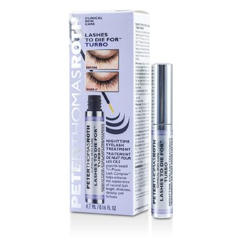 Peter Thomas Roth Tratamento Noturno Para Cílios  Lashes To Die For Turbo