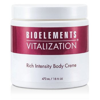 Bioelements Creme Corporal Vitalization Rich Intensity (Tamanho Profissional)