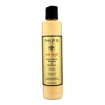 Philip B Shampoo Oud Royal Forever Shine with MegaBounce