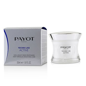 Payot Creme Para Rugas - Techni Liss Active - Deep Wrinkles Smoothing Care