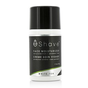 EShave Protetor Facial Hidratante - White Tea