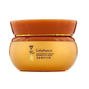 Sulwhasoo Creme Para Olhos Concentrated Ginseng Renewing