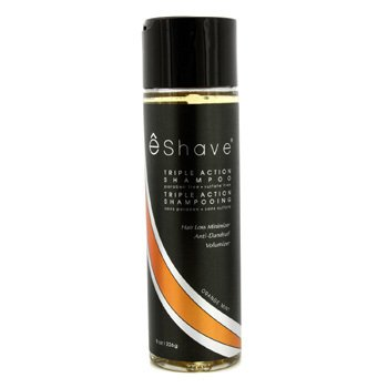EShave Shampoo Triple Action - Orange Mint