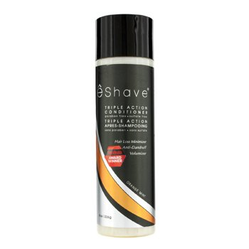 EShave Condicionador Triple Action - Orange Mint