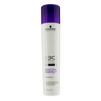 Schwarzkopf Shampoo BC Smooth Perfect (Cabelo Rebelde)