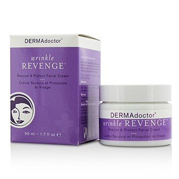 DERMAdoctor Creme Facial Wrinkle Revenge Rescue & Protect