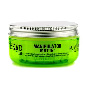 Bed Head Manipulator Matte - Matte Wax with Massive Hold