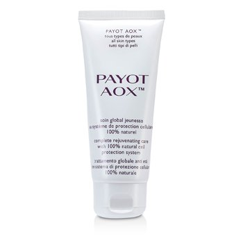 Payot AOX Complete Rejuvenating Care (Uso Profissional)