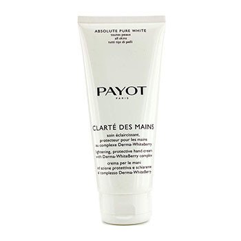 Payot Creme Para Mãos Absolute Pure White Lightening Protective (Tamanho Professional)