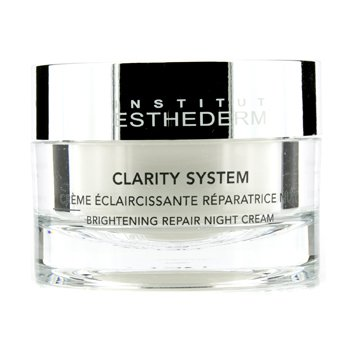 Esthederm Creme Noturno Clarity System Brightening Repair