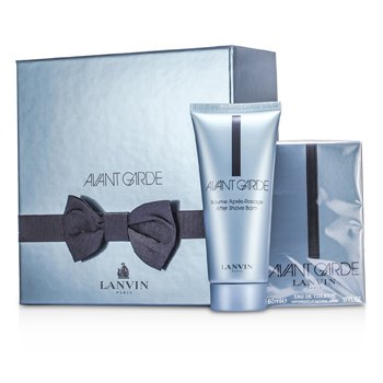 Lanvin Kit Avant Garde: Eau De Toilette Spray 50ml + Bálsamo Pós Barba 100ml