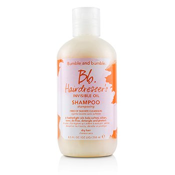 Bumble and Bumble Shampoo Sem Sulfato Bb. Hairdressers Invisible Oil