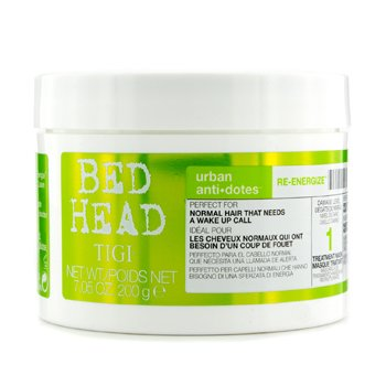 Tigi Máscara De Tratamento Bed Head Urban Anti+dotes Re-energize