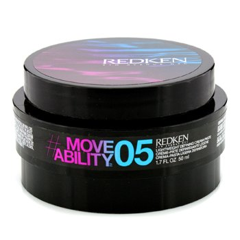 Redken Creme Pasta Modeladora Styling Move Ability 05 Lightweight Defining