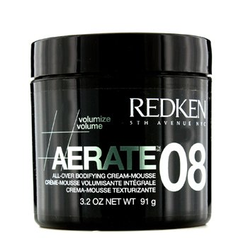Redken Creme Mousse Modelador Styling Aerate 08 All-Over Bodifying