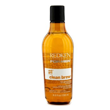 Redken Shampoo De Limpeza Men Clean Brew (Extra Clean Hair, Balanced Scalp)