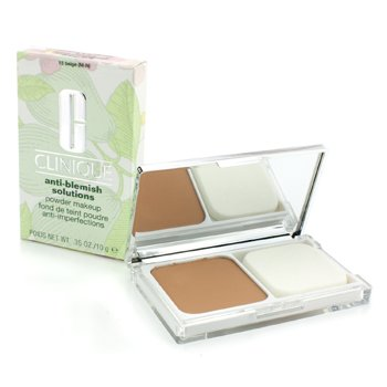 Clinique Pó Anti Blemish Solutions Makeup - # 15 Beige (M-N)