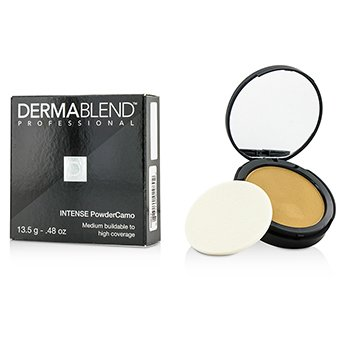 Dermablend Base IIntense Powder Camo Compact Foundation (Medium Buildable to High Coverage) - # Olive