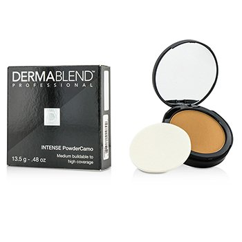 Dermablend Base Intense Powder Camo Compact Foundation (Medium Buildable to High Coverage) - # Honey