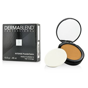 Dermablend Base IIntense Powder Camo Compact Foundation (Medium Buildable to High Coverage) - # Suede