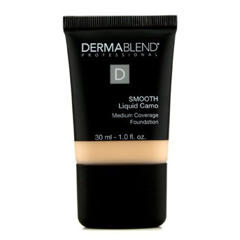 Dermablend Base Smooth Liquid Camo Foundation (Medium Coverage) - Linen