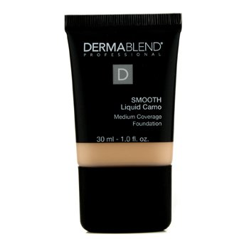 Dermablend Base Smooth Liquid Camo Foundation (Medium Coverage) - Bisque