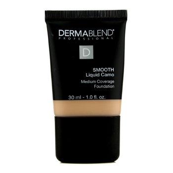 Dermablend Base Smooth Liquid Camo Foundation (Medium Coverage) - Camel