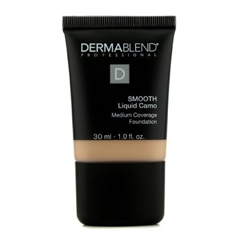 Dermablend Base Smooth Liquid Camo Foundation (Medium Coverage) - Sepia