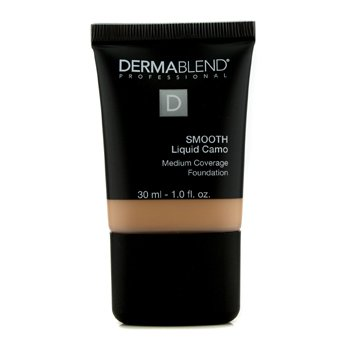 Dermablend Base Smooth Liquid Camo Foundation (Medium Coverage) - Chestnut