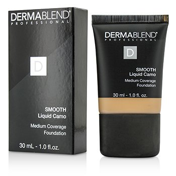 Dermablend Base Smooth Liquid Camo Foundation (Medium Coverage) - Copper
