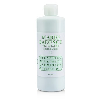 Mario Badescu Loção De Limpeza Milk With Carnation & Rice Oil 01018