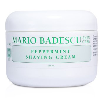 Creme Para Barbear Peppermint