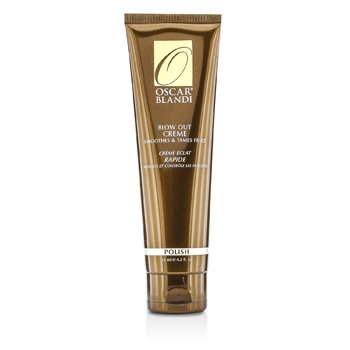 Oscar Blandi Polish Blow Out Creme (Smoothes & Tames Frizz)