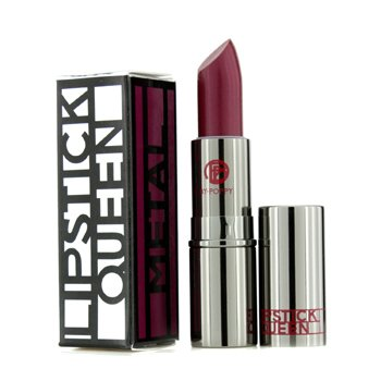 Lipstick Queen Batom The Metal - # Wine Metal (Metallic Deep Burgundy)