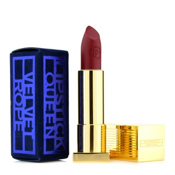 Lipstick Queen Batom Velvet Rope - # Brat Pack (The True Red)