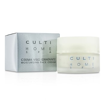 Culti Creme Facial Hidratante Home Spa