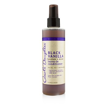 Carols Daughter Condicionador Leave-In Black Vanilla Moisture & Shine (Para Cabelo Seco Sem Vida)