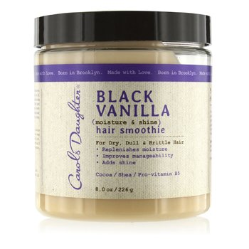 Carols Daughter Black Vanilla Moisture & Shine Hair Smoothie (Para Cabelo Seco Sem Vida)