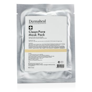 Dermaheal Máscara Clean Pore Pack