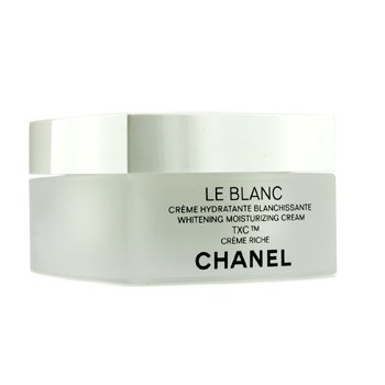 Chanel Le Blanc Whitening Moisturizing Cream TXC Creme Riche 143750