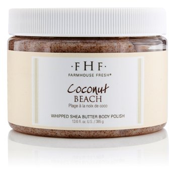 Farmhouse Fresh Body Polish - Coconut Beach