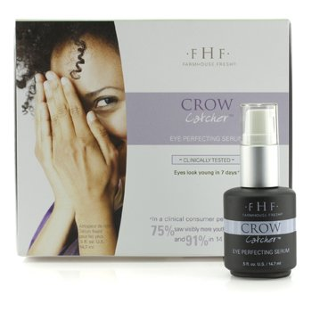 Farmhouse Fresh Serum Para Olhos Crow Catcher Perfecting